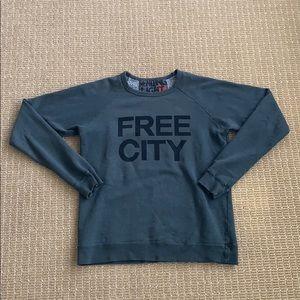 FREE CITY crewneck